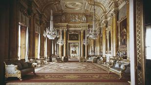 Nézzen körül a Buckingham-palotában!