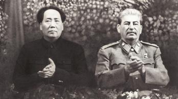 Sztálin titkos laborokban elemeztette Mao Ce-tung székletét
