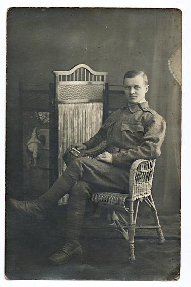 Buzánszky Dezső honvéd