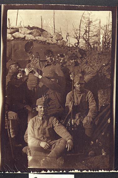 A Doberdón 1916