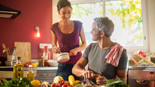 A közös főzés növeli az önbizalmat