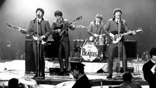 A legmenőbb infografika a Beatlesről