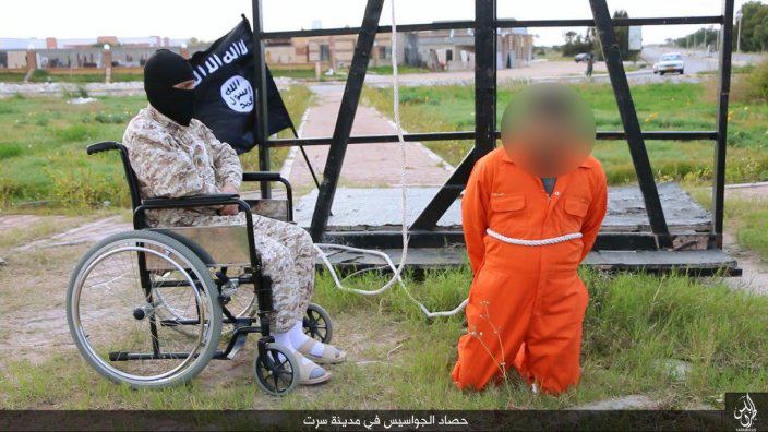 isis-wheelchair-execution