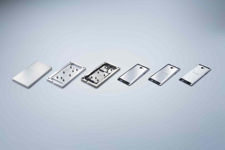 VAIO Phone Biz Silver alumi.0