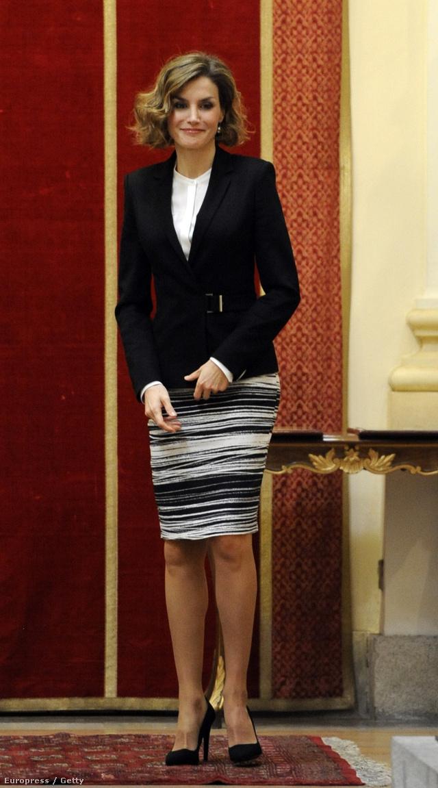 Queen Letizia of Spain attends VIII 'Foro Justicia y Discapacida