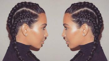 Már csak három és fél lépésre van öntől Kim Kardashian