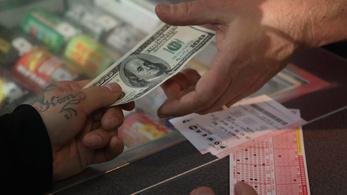 A pasas, akinek 14 telitalálata volt a lottón