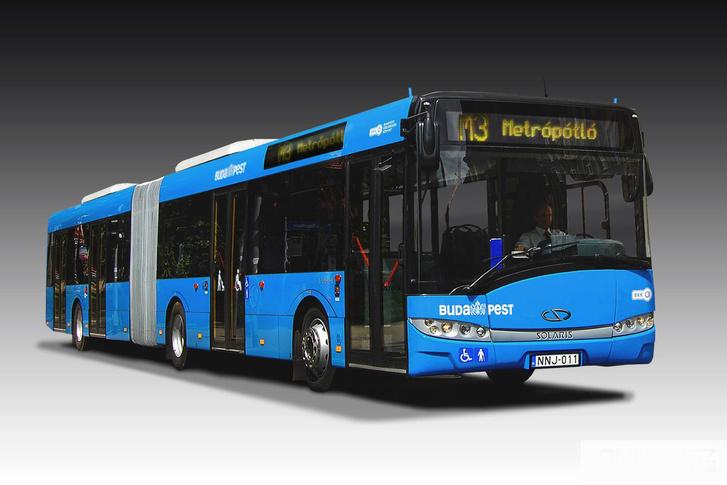 Újabb lengyel siker Magyarországon! A budapesti 3-as metrópótláson debütál hamarosan 75 darab új Solaris Urbino 18