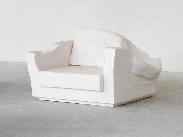 Charles és Ray Eames munkássága volt hatással az osztrák művészre.