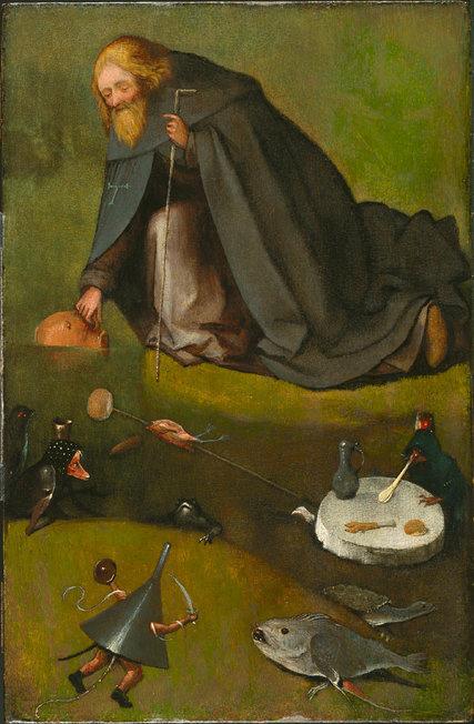 Íme a 26. Bosch festmény.