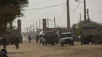 ENSZ-katonákra támadtak Maliban, többen meghaltak