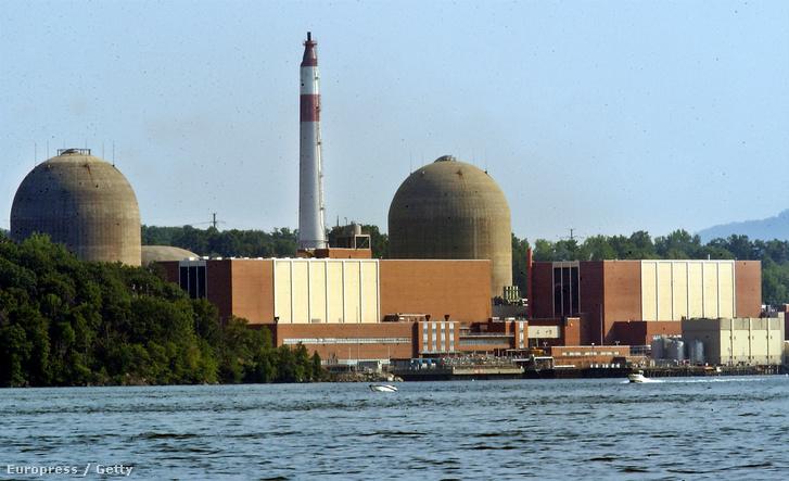 A Buchananban található atomerőmű