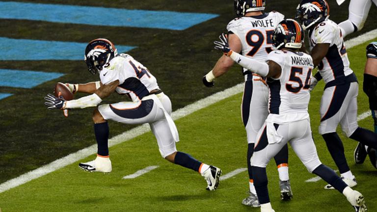 A Broncos szupervédelme Super Bowl-győzelmet ért