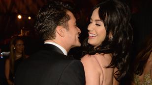 Orlando Bloom és Katy Perry tényleg együtt vannak