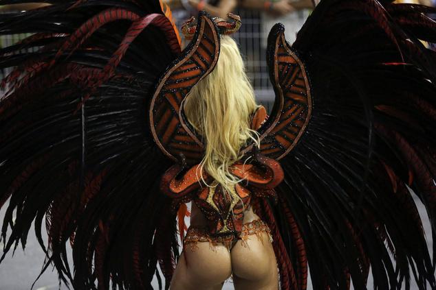 Sao Pauló-i karnevál