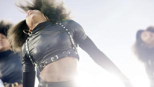 Most ne Beyoncét nézze, hanem a csodás táncosait!