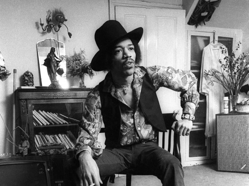 Látogatható Jimi Hendrix egykori londoni otthona