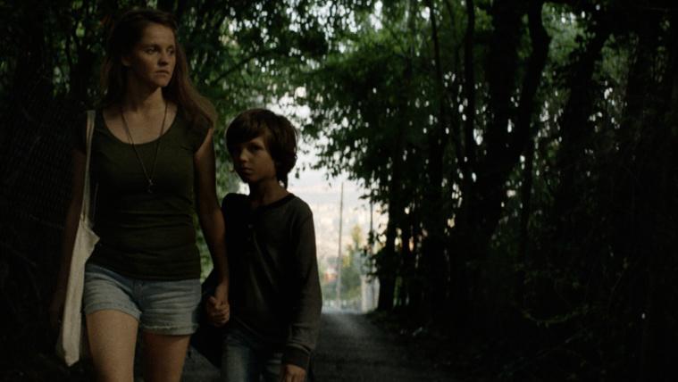 Stefanovics Angéla és Sótonyi Bálint a Liliom ösvényben