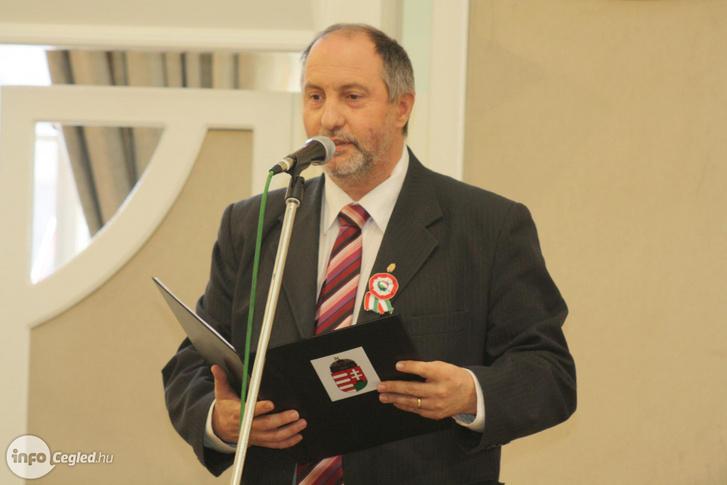 Fodor Gábor a Bem József szakiskola 130 éves jubileumi ünnepségén