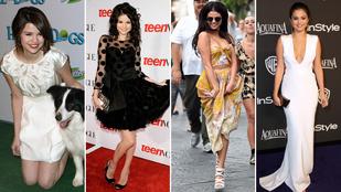Így lett Selena Gomez Hollywood egyik legjobban öltözöttje