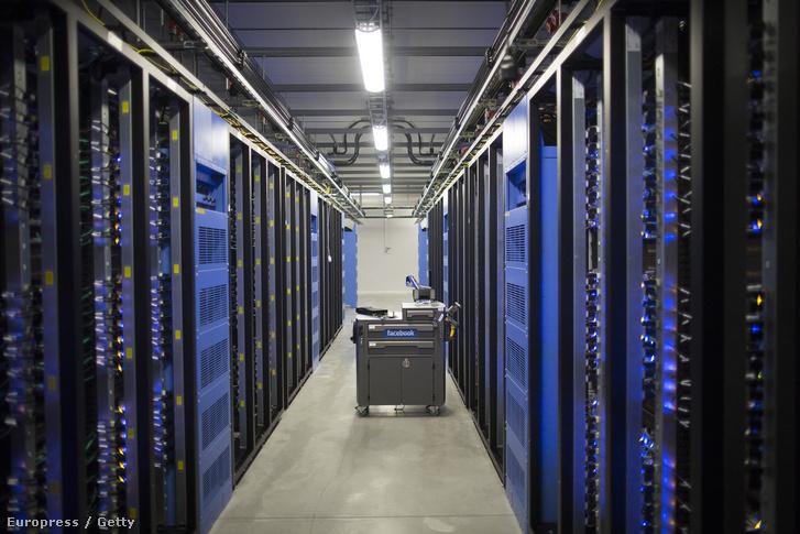A Facebook első, az Egyesült Államokon kívüli adatközpontja a svédországi Lueal városban