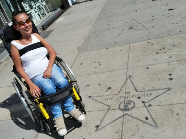 Tóth Tímea Los Angelesben