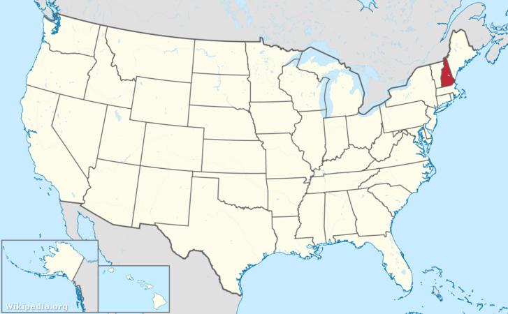 A meglepetések állama: New Hampshire