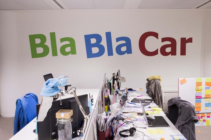 A Bla Bla Car telekocsi-közösség