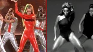 Sosem késő megtanulni Britney Spears legfontosabb táncát