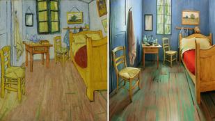 Lakjon van Gogh festményében 10 dollárért