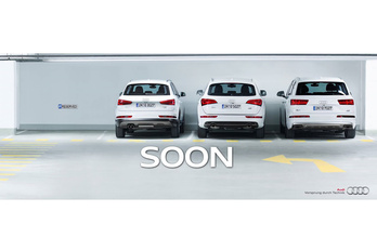 Jön a negyedik Audi Q típus
