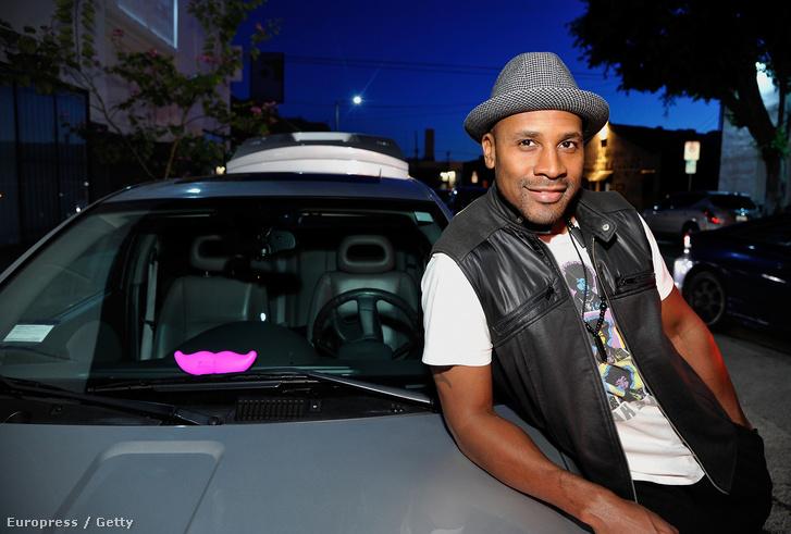 Lyft-sofőr Hollywoodban