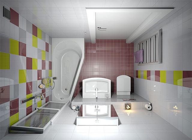 Dívány - lájfhekk - Nyerjen helyet a lakótelepi fürdőszobában!