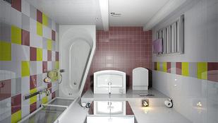 Nyerjen helyet a lakótelepi fürdőszobában!