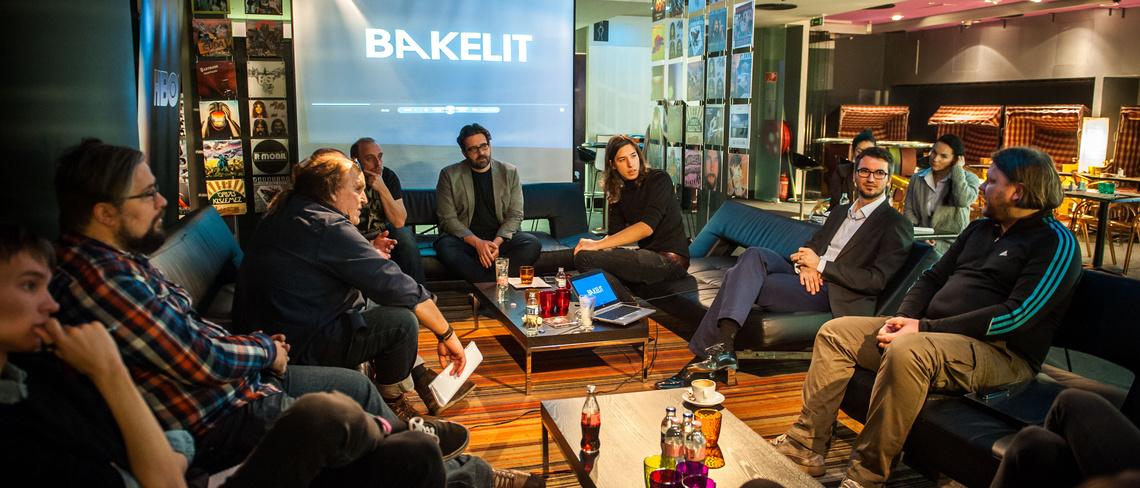HBO Bakelit-9879-VSZ