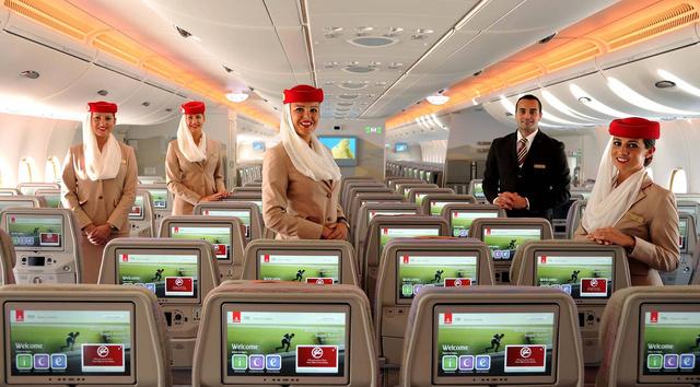 A magyarok kedvence: Emirates