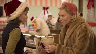 Carol gyönyörű, de távolságtartó