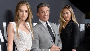 Atyaég, látta már Stallone lányait?