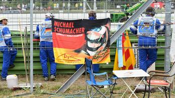Évi 10 millió euró Schumacher kezelése