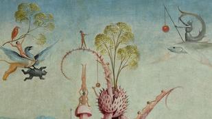 Most megtudhatja, mi mit jelent Hyeronimus Bosch leghíresebb festményén