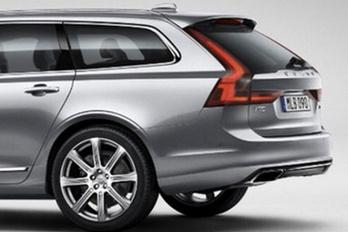 Kiszivárgott a Volvo új kombija