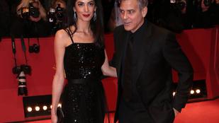 A valószínűtlenül vékony Amal Clooney-val indult a Berlinale
