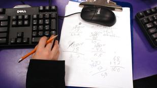 A papíron számolás ideje lejárt, számítógépet minden matekórára!