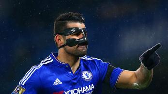 Diego Costát kirakták a Chelsea keretéből