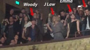Így ropták a celebek Adele koncertjén