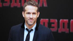 Ryan Reynolds megmondta a tutit a jövendő apukáknak