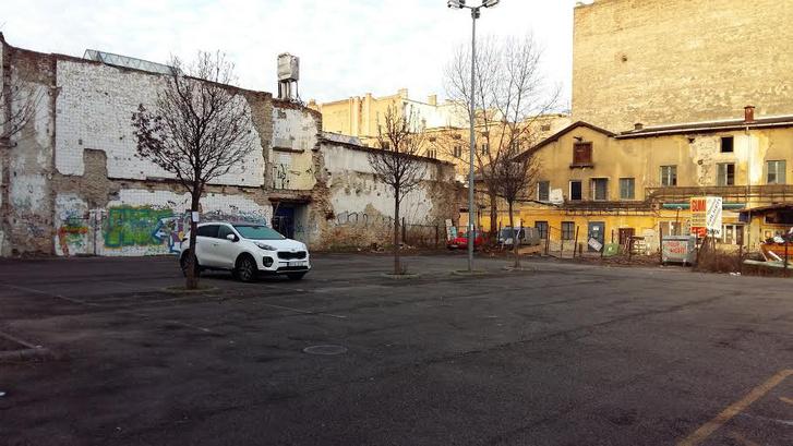 parkolóhétker