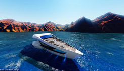 Dupla fedélzetű luxusyacht a jövő