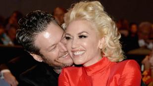 Gwen Stefaniék eszelős turbékolást csaptak nyilvánosan