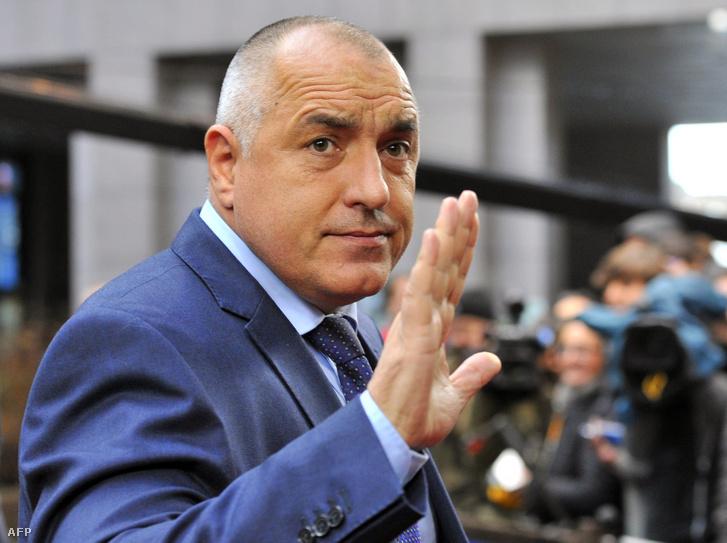 Bojko Boriszov bolgár miniszterelnök